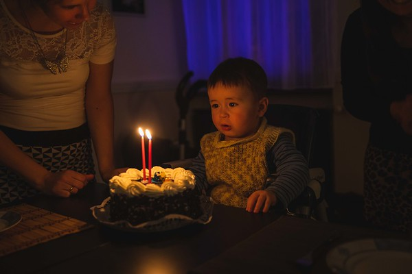 Happy Birthday Bence (two)