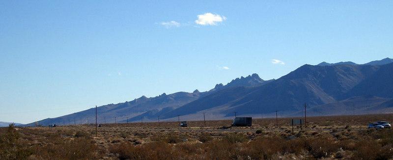 Southern Sierras, Pearsonville, 1 Mar 2007
