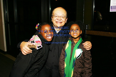MLK Day @ DuSable Museum 1-18-10
