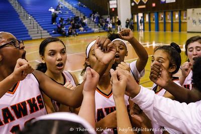 Girls Frosh Basketball v Edison 11/27/18