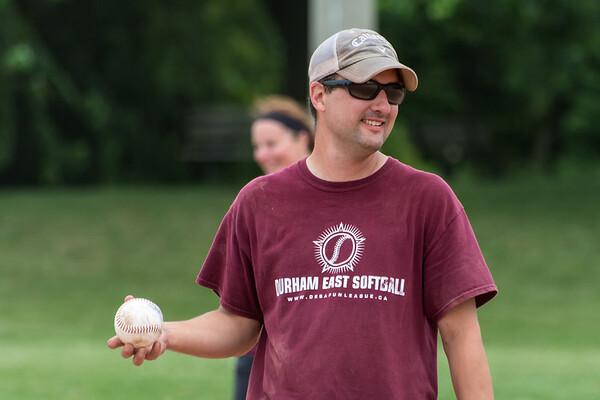 Durham East Softball - July 27, 2013
