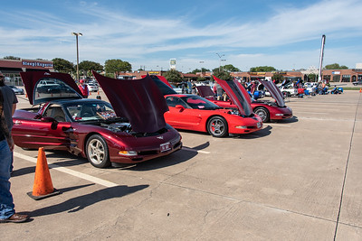 BRCC Attending Cowtown's Annual Car Show