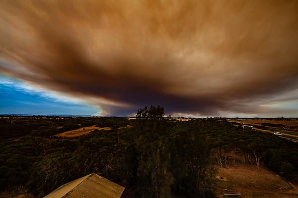 Bush Fire 2019