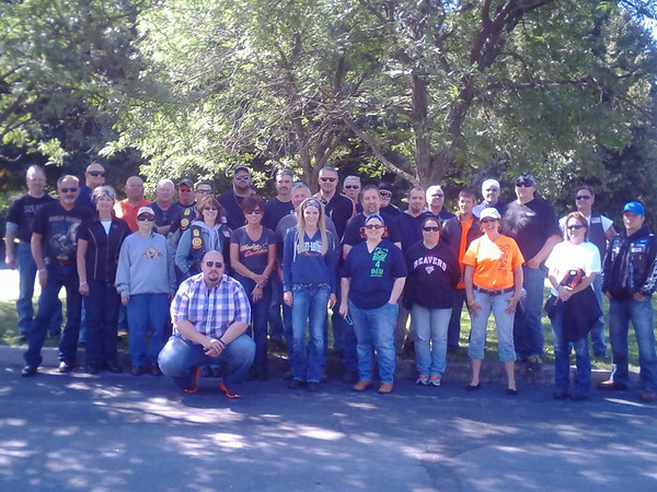 2014 Motorcycle Ride