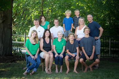 Premo-Gardner Family Portraits || July 2013