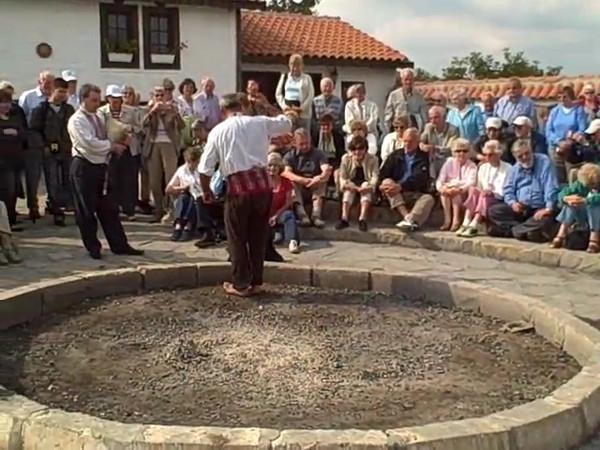 Nesebur - Hot Coal Walker Video