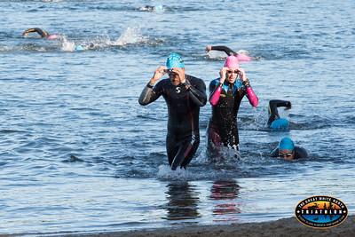 2017 Half swim exit 31-40min