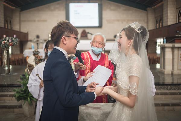ChinYang Church Wedding