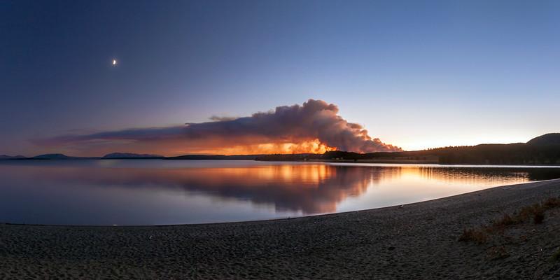 Yellowstone Ablaze