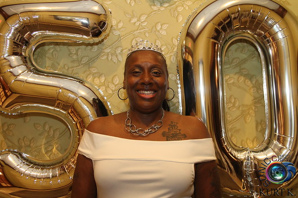 AUGUST 11TH, 2019: TRACEY'S 50TH BIRTHDAY BASH