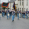 The 12th July L.O.L. parade in Bessbrook. 06W29N18