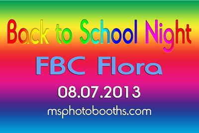 2013-08-07 FBC Back to School Night