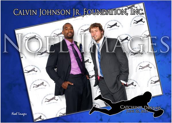 2013 Calvin Johnson Jr. Foundation