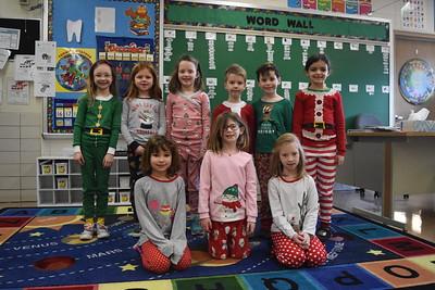 Christmas Pajama Day
