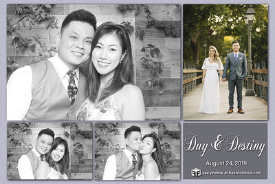 Duy & Destiny - August 24, 2019