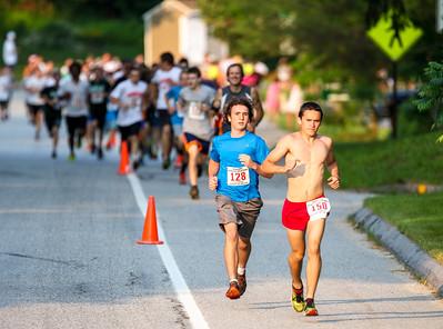 2015 Harrison 5k -- Run by the Lake