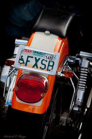 1983 Harley FXSB Low Rider