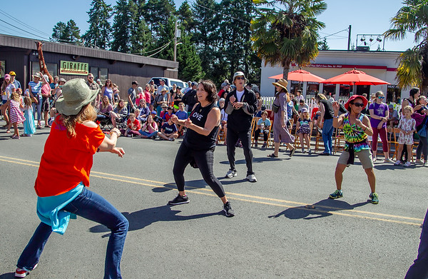 Vashon Island Strawberry Festival Saturday 2019