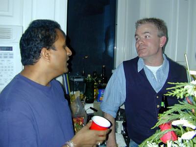 Sunil and Owen