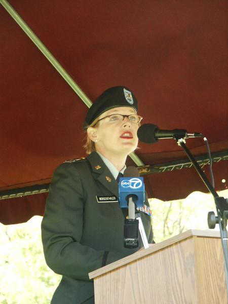 Colonel Jill Morgenthaler