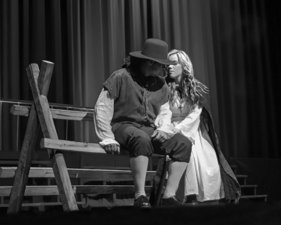 The Crucible, Cumberland Regional High Production