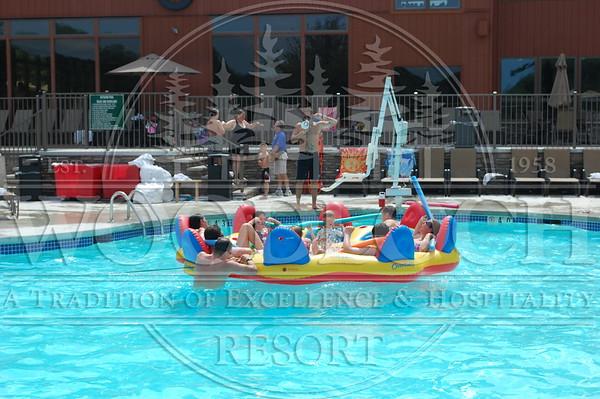 June 30 - Pool Games