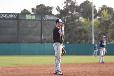 Sycamores at The Citadel (March 16, 2018)