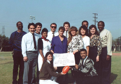 G2 - B2 and Northrop friends in Pico Rivera, Calif 1987 - 1998