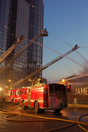 Boston, MA - 7th Alarm - 408 Atlantic Ave - 5/30/08