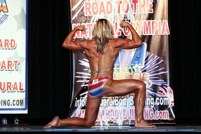 Bodybuilding Women Masters
