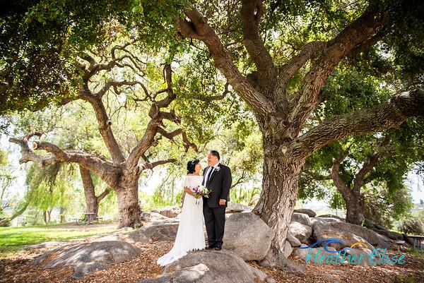 Ron + Jackie | Valley Center Wedding | San Diego Wedding Photographer