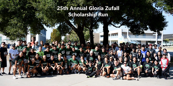 25th Annual Gloria Zufall Run
