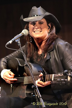 May 14, 2019 - Jackie Rae Greening and Terri Clark CCMA Hall of Fame Plaque Ceremony At The National Music Centre