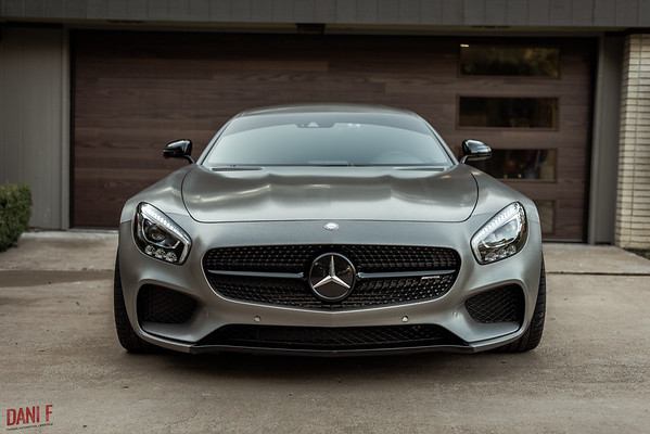 Justin's AMG GT