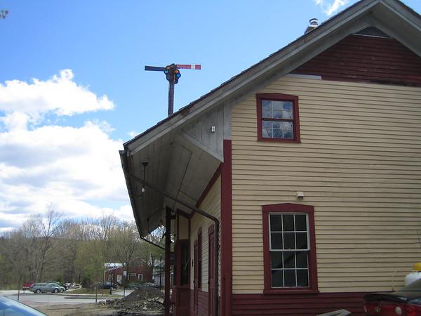 RR Depot Contoocook, NH