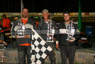 Bruleigh Memorial Mid Season Championship-07/12/14