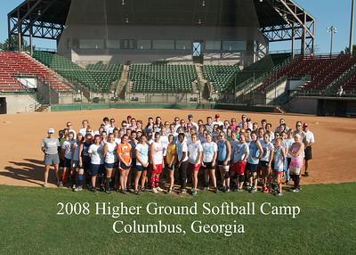 Higher Ground 2008 Columbus Group Photo