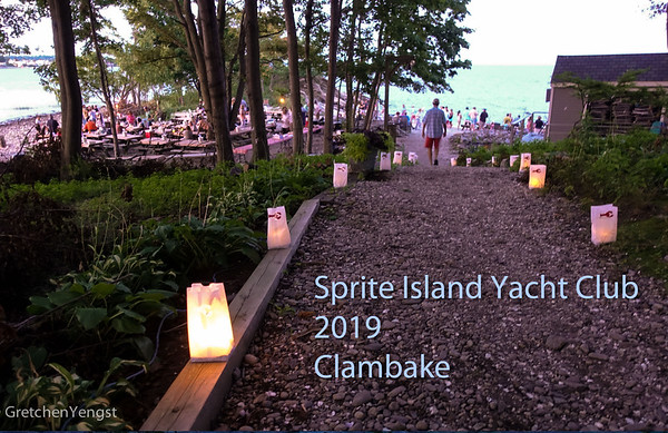 SIYC 2019 Clambake