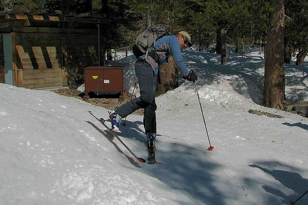 Norpine Backcountry Kickturn_Session