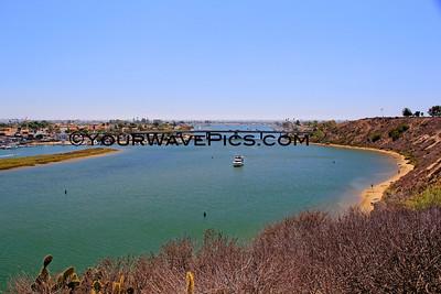Newport Back Bay - Castaways Park Trail 9/4/13