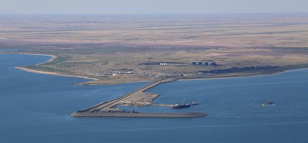 CITIC Pacific Mining Sino Iron Project Cape Preston Port