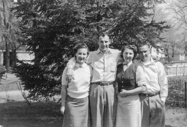 Walker family photos