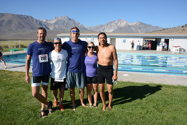Mammoth Challenge Triathlon Aug 10, 2013