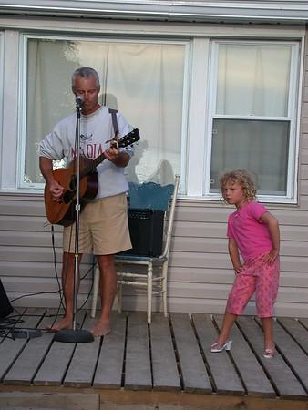 Cottage Talent Show 2004