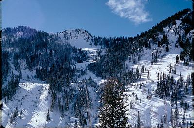 Snowbird, Alta 1990