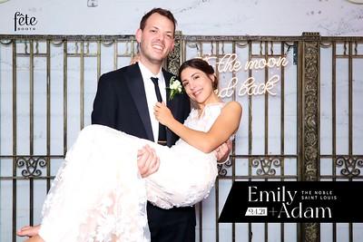 2021-9-4 Emily & Adam Wedding