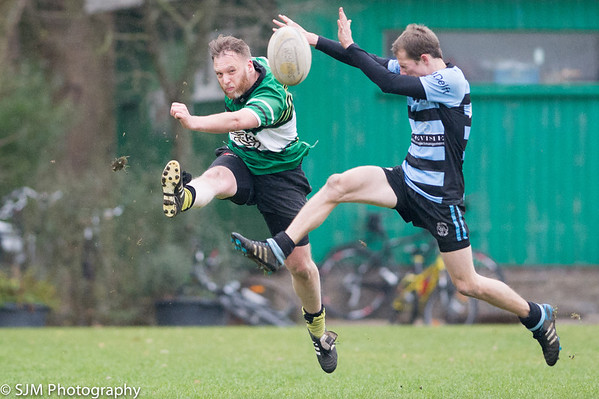 Delft 2 vs Thor 1 6 December 2014