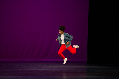 """05 - """"Anything"""" Hip Hop Solo - Jasmine Smalling"""