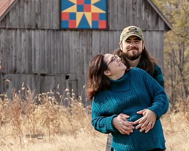 Amanda and Shane, November 18, 2018