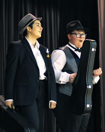 """Keystone High School presents """"Flapper"""""""